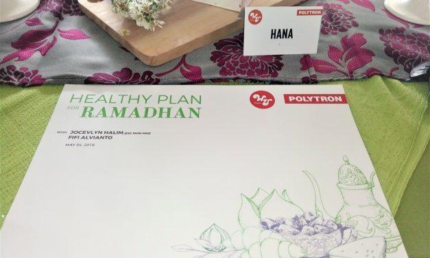 Sajikan Makanan Sehat Untuk Ramadhan Bersama Belleza 3 Polytron